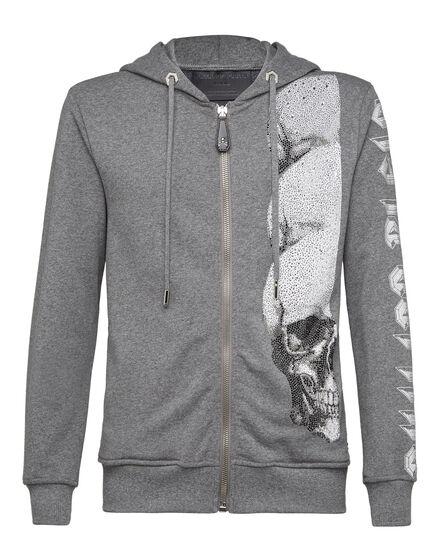 Hoodie Sweatjacket Multi