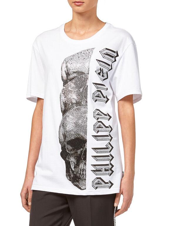 "T-shirt Round Neck SS ""Lyaron"""