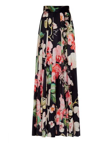 Long Skirt Flowers
