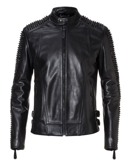 Leather Jacket Adrik