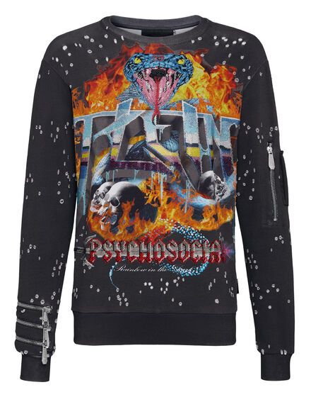 Sweatshirt LS Psychosocial