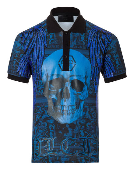 Polo shirt SS Midnight