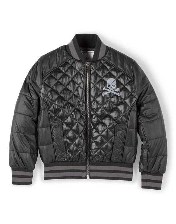 "nylon jacket ""super boy"""