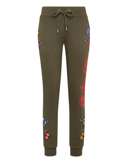 Jogging Trousers Butterfly