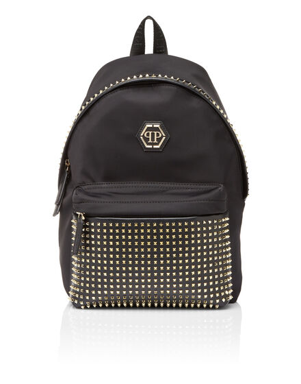 Backpack Black & gold