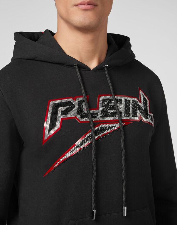 Hoodie sweatshirt Space Plein
