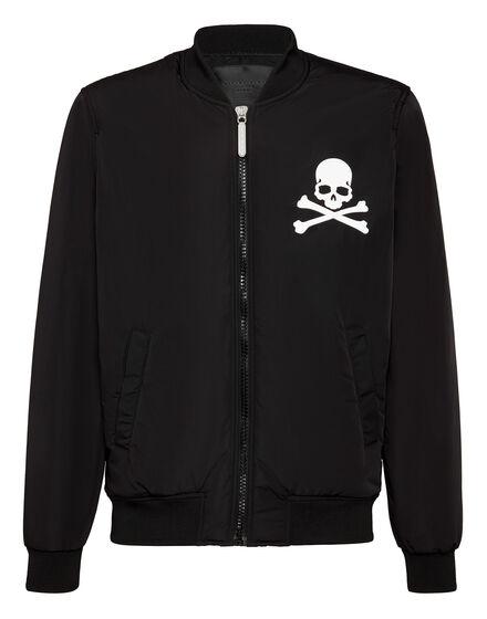 Nylon Jacket Skull