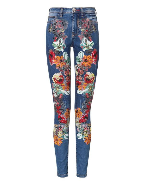 """high waits jeggings """"misterious way"""""""