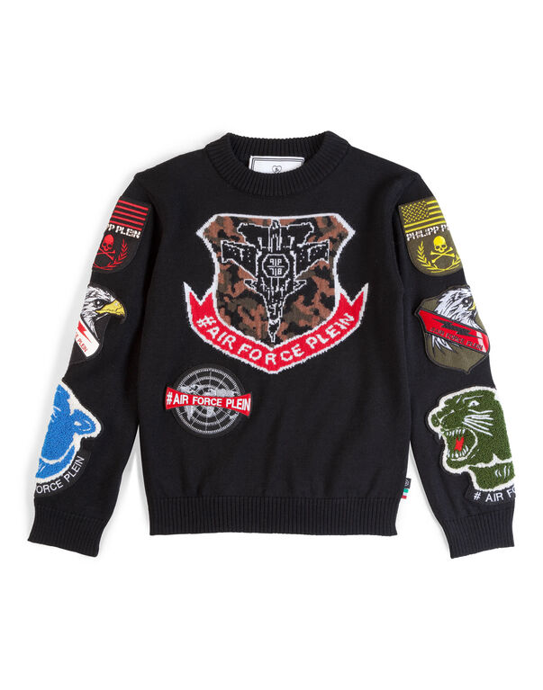 "sweatshirt ""rude boy"""