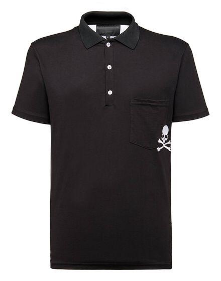 Polo shirt SS Crazy