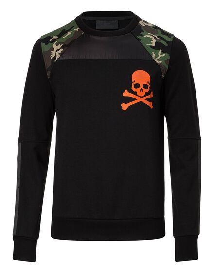 Sweatshirt LS Just hold on