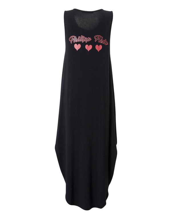 "T-Shirt Dress ""Bombay Feel"""