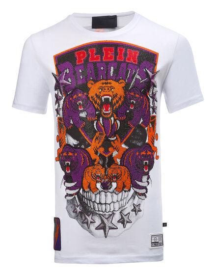 T-shirt Round Neck SS Onyx