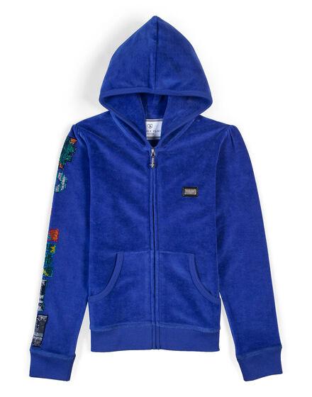 hoodie jogging kids