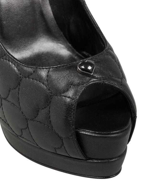 """Boots Mid Heels High """"Kali"""""""