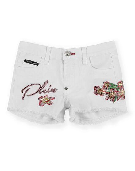 Shorts Peach