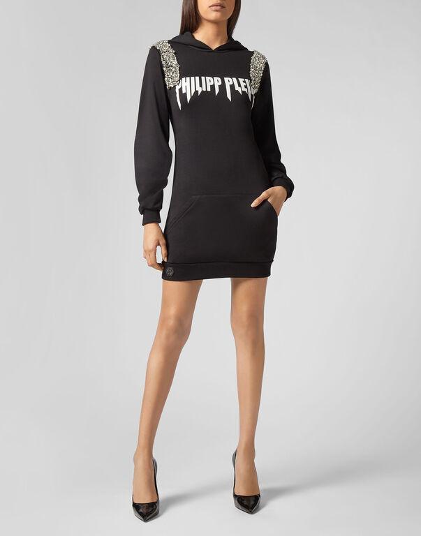 Hoodie sweatshirt Rock PP