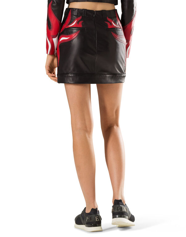 "Leather Skirt "" Anseropoda"""