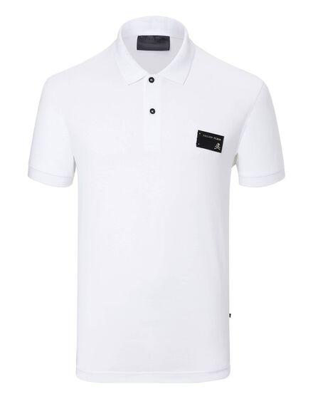 Polo shirt SS Say you