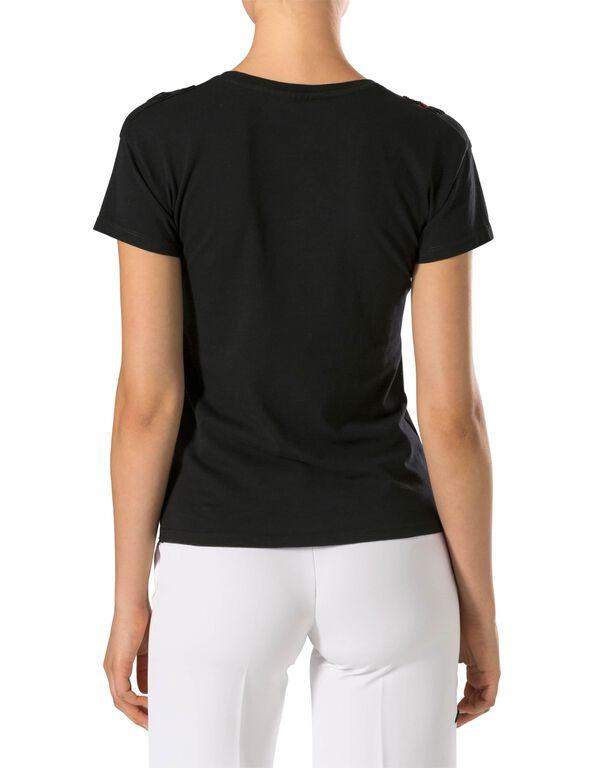 "T-shirt Round Neck SS ""Aleksandra"""