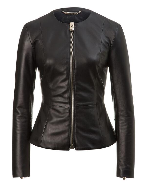 """leather jacket """"etho"""""""
