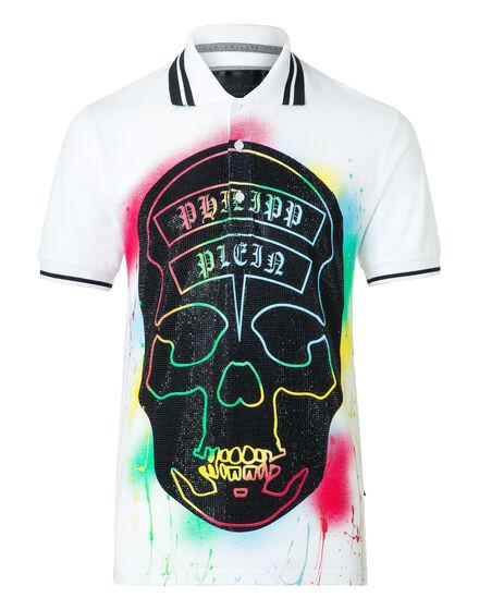 Polo shirt SS Ikuchi