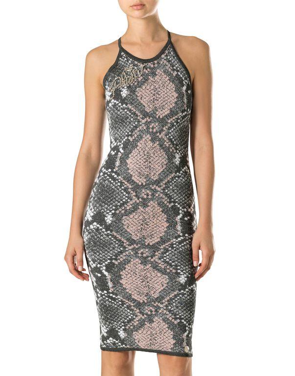 "Knit Day Dress ""Latonya Kim"""