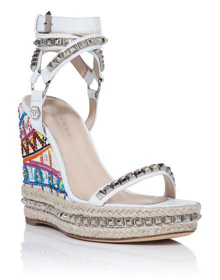 Sandals Wedges Paro