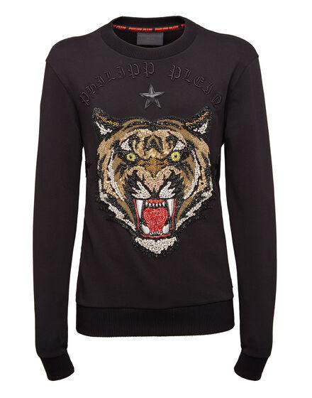 Sweatshirt LS Selfish