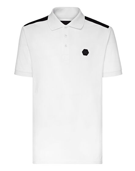 Polo shirt SS Istitutional