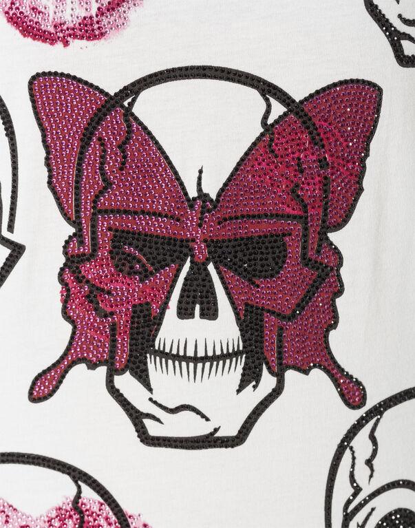 """t-shirt """"pop skull"""""""