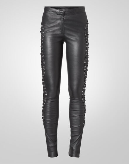 leather trousers ludmilla