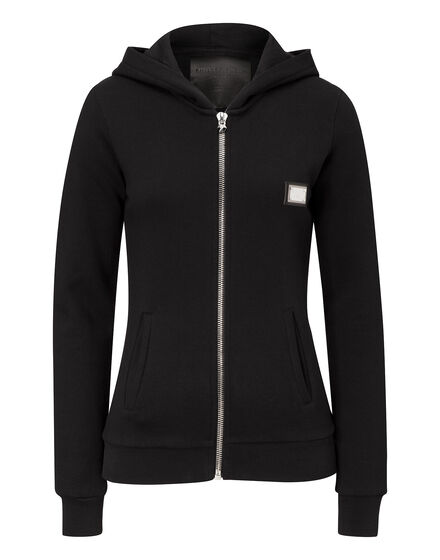 hooded jacket adore it