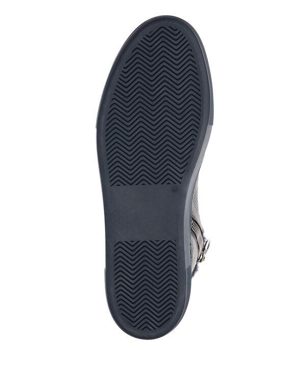 Hi-Top Sneakers  Sharp