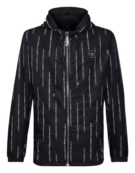 Nylon Jacket All over PP