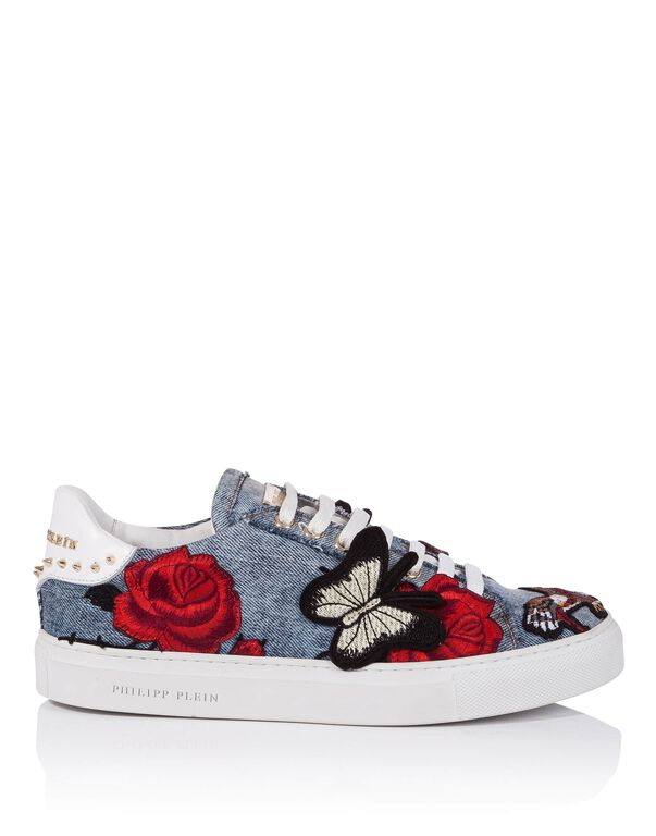 Lo Top Sneakers Elizabeth Philipp Plein Outlet