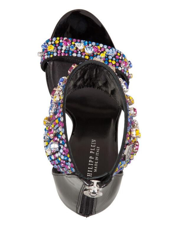 "Sandals High Heels ""Asvin"""