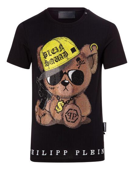 T-shirt Round Neck SS Teddy