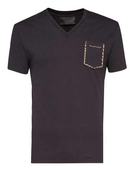 T-shirt V-Neck SS Touch