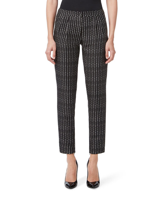 "Long Trousers ""Pinstripe Plein"""