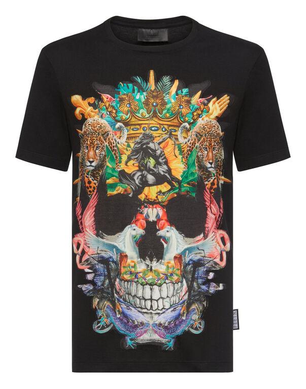 T-shirt Round Neck SS Jungle