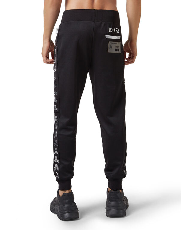 Jogging Trousers XYZ Geometric