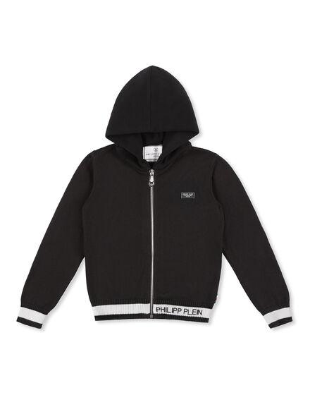Knit hoodie Philipp Plein TM