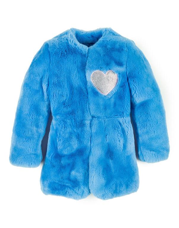 """Fur Jacket """"Bright Puff"""""""