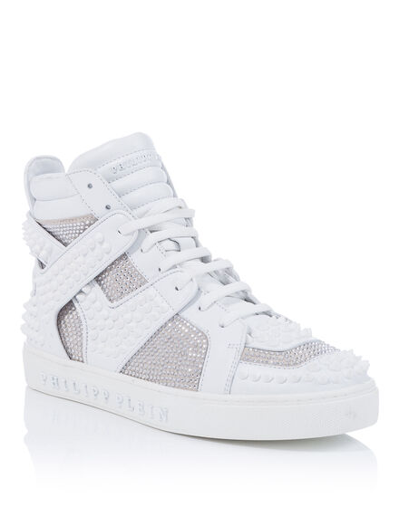 Hi-Top Sneakers Don´t wake me up