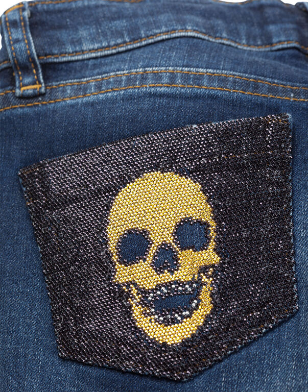 "skinny denim ""little bear"""