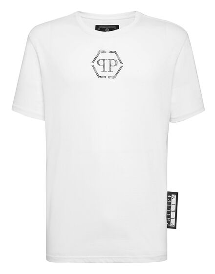 T-shirt Platinum Cut Round Neck PP