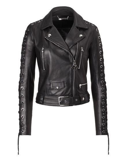 Leather Jacket Artemide