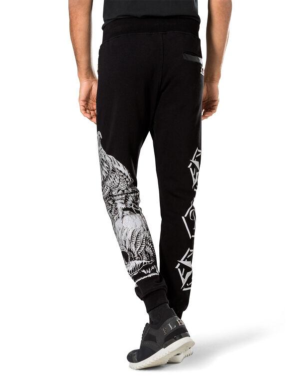 """jogging pants """"never enough"""""""