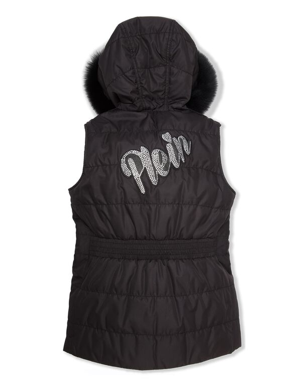 "Short Vest ""Key Queen"""